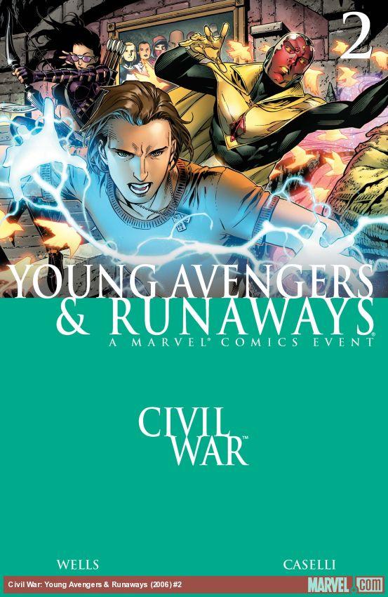 Civil War: Young Avengers & Runaways (2006) #2