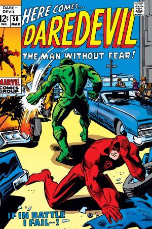 Daredevil (1964) #50