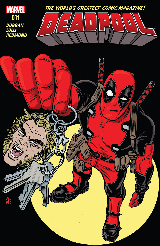 Deadpool (2015) #11