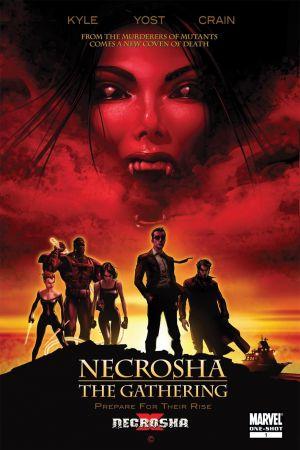 X Necrosha: The Gathering #1