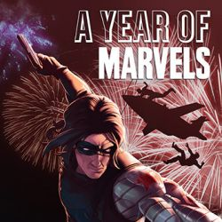 A YEAR OF MARVELS: JULY INFINITE COMIC (2016)