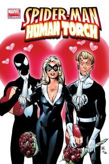 Spider-Man/Human Torch (2005) #4