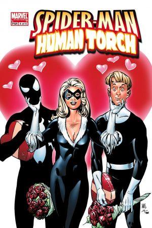 Spider-Man/Human Torch #4