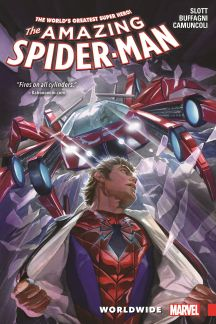 Amazing Spider-Man: Worldwide Vol. 2 (Trade Paperback)