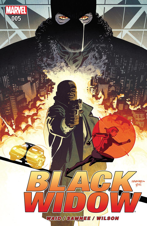 Black Widow (2016) #5