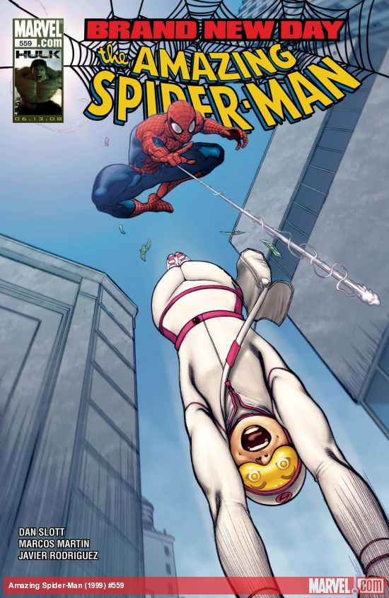Amazing Spider-Man (1999) #559