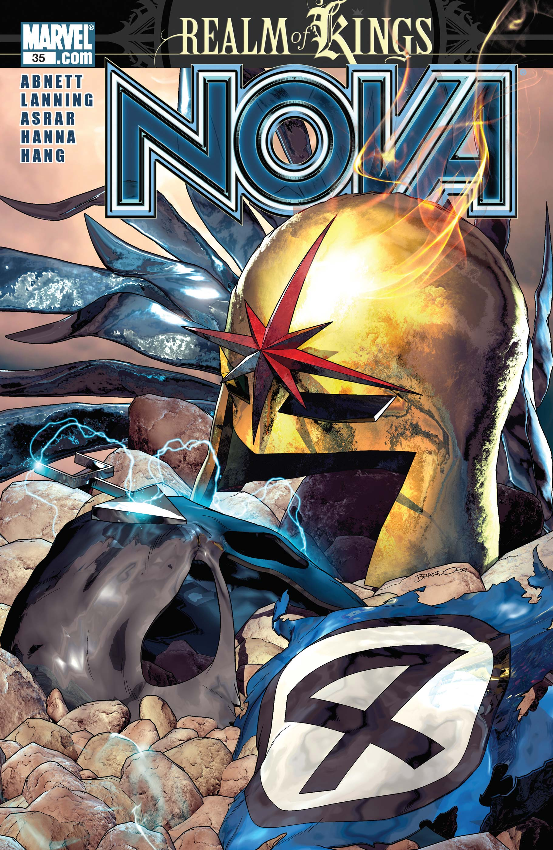 Nova (2007) #35
