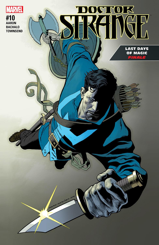 Doctor Strange (2015) #10