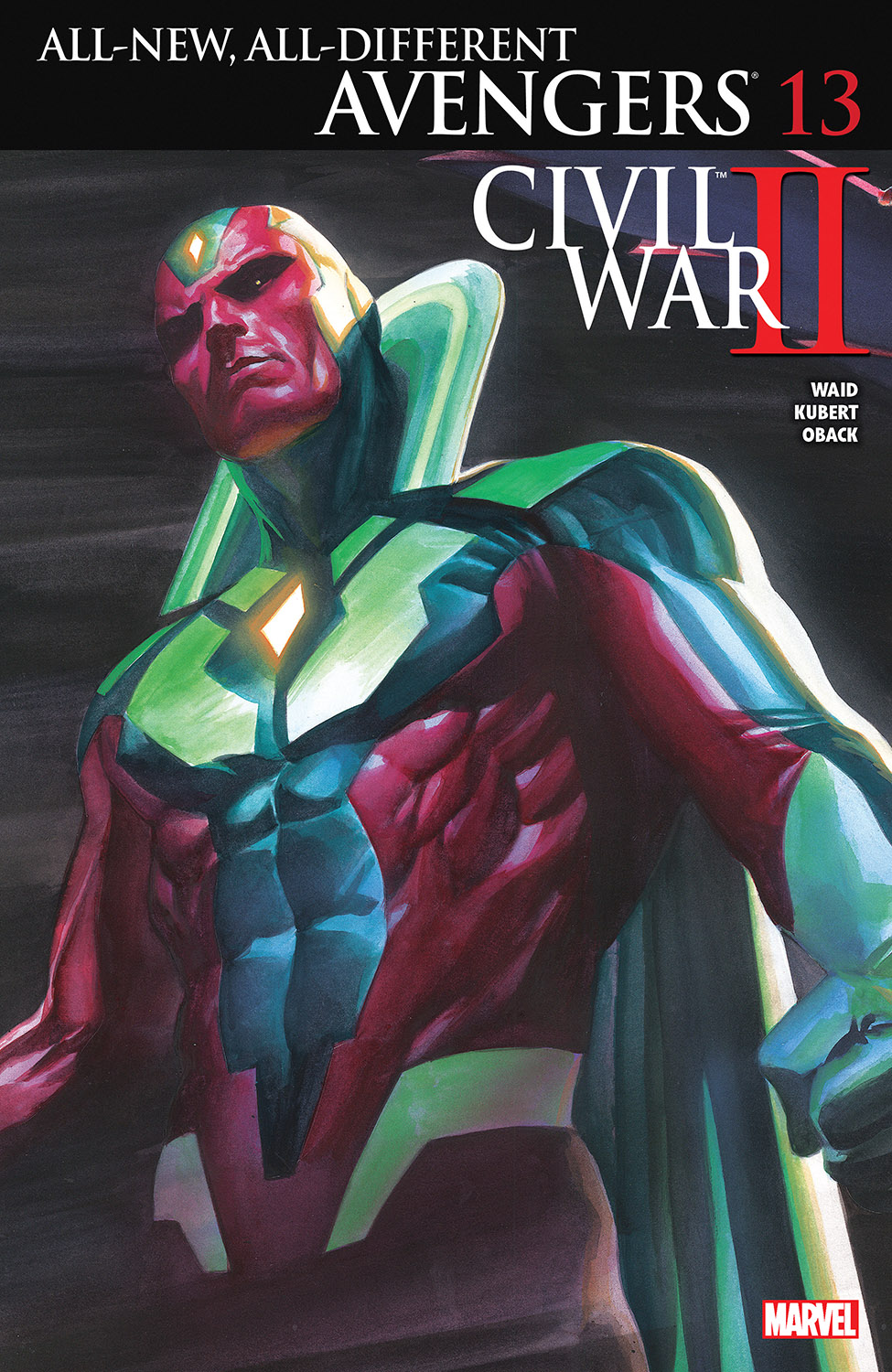 All-New, All-Different Avengers (2015) #13