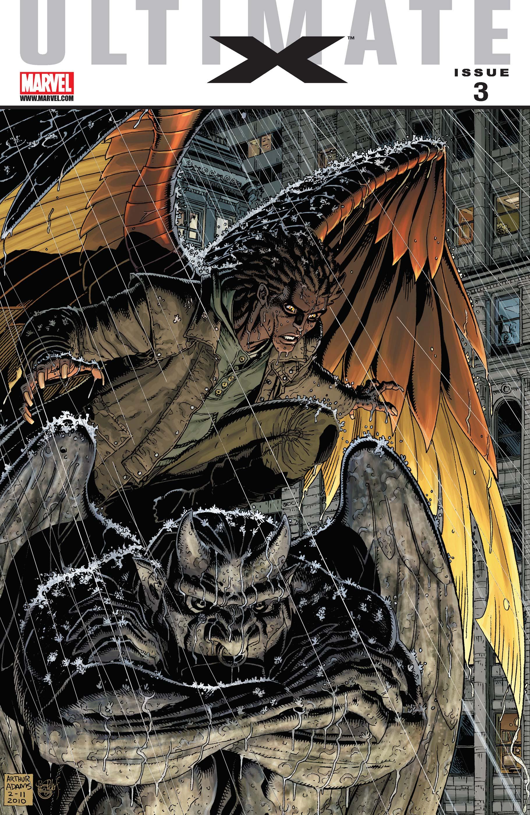 Ultimate Comics X (2010) #3