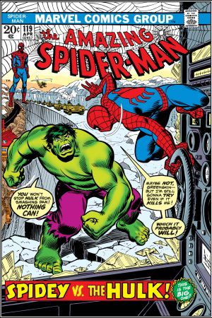 The Amazing Spider-Man (1963) #119