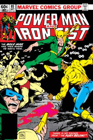 Power Man and Iron Fist (1978) #85