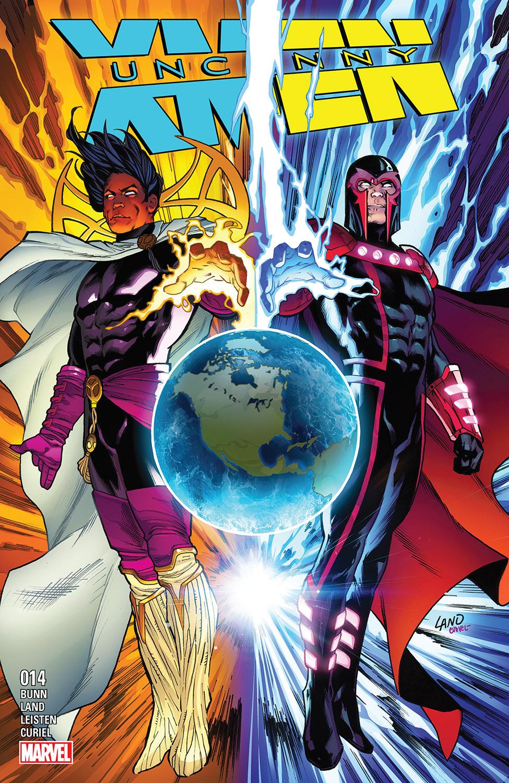 Uncanny X-Men (2016) #14