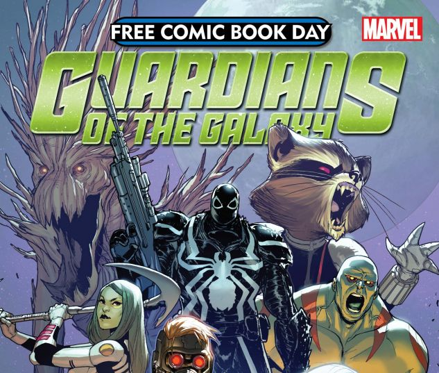 Guardians of the Galaxy/Venom Special (2014) #1