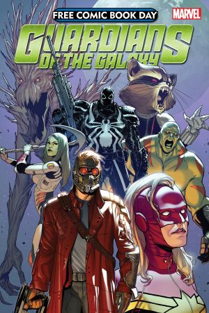Free Comic Book Day (Guardians of the Galaxy) #1