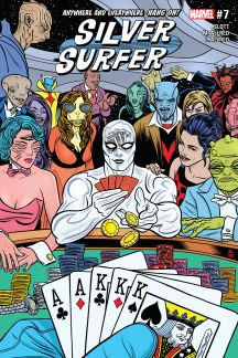 Silver Surfer (2016) #7