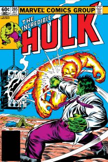 Incredible Hulk #285