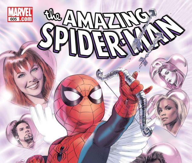 Amazing Spider-Man (1999) #605