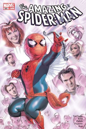 Amazing Spider-Man (1999) #605