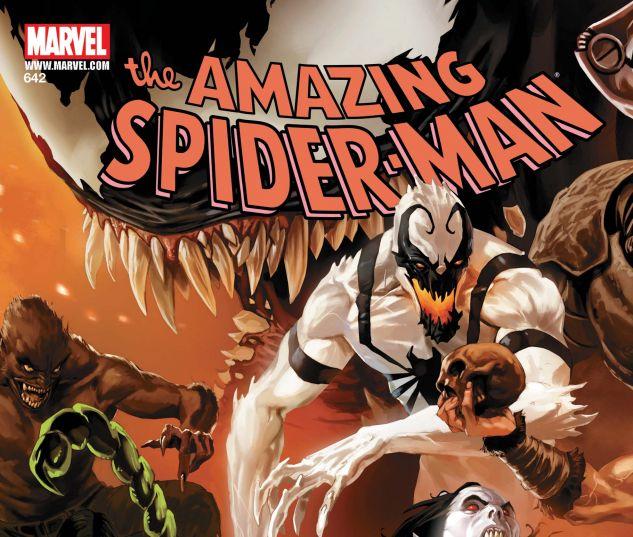 Amazing Spider-Man (1999) #642