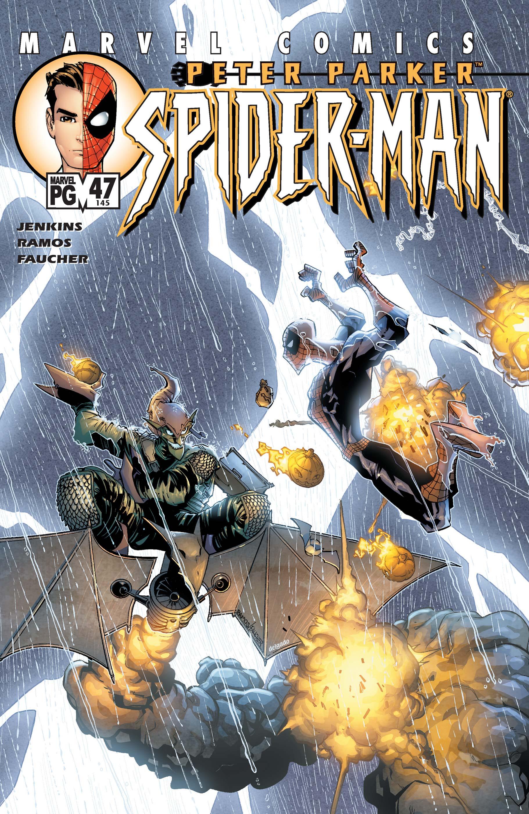 Peter Parker: Spider-Man (1999) #47