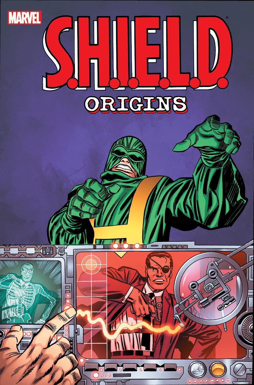 S.H.I.E.L.D. Origins (2013) #1