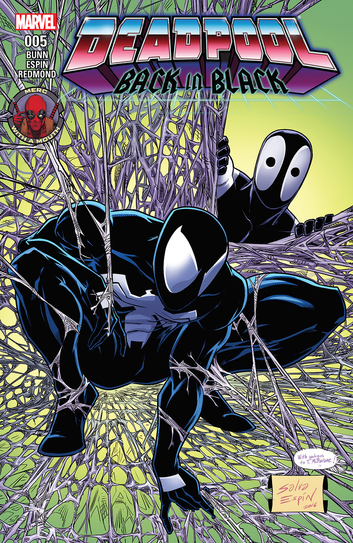 Deadpool: Back in Black (2016) #5