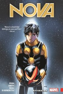 Nova: The Human Rocket Vol. 2 - After Burn (Trade Paperback)