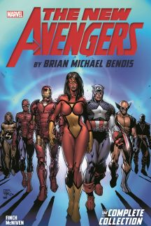 New Avengers by Brian Michael Bendis: The Complete Collection Vol. 1 (Trade Paperback)