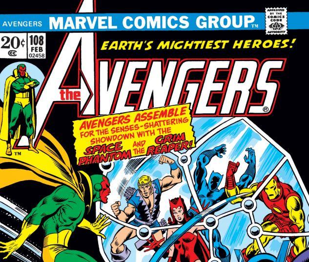 AVENGERS (1963) #108