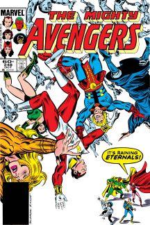 Avengers #248