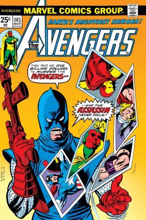 Avengers (1963) #145