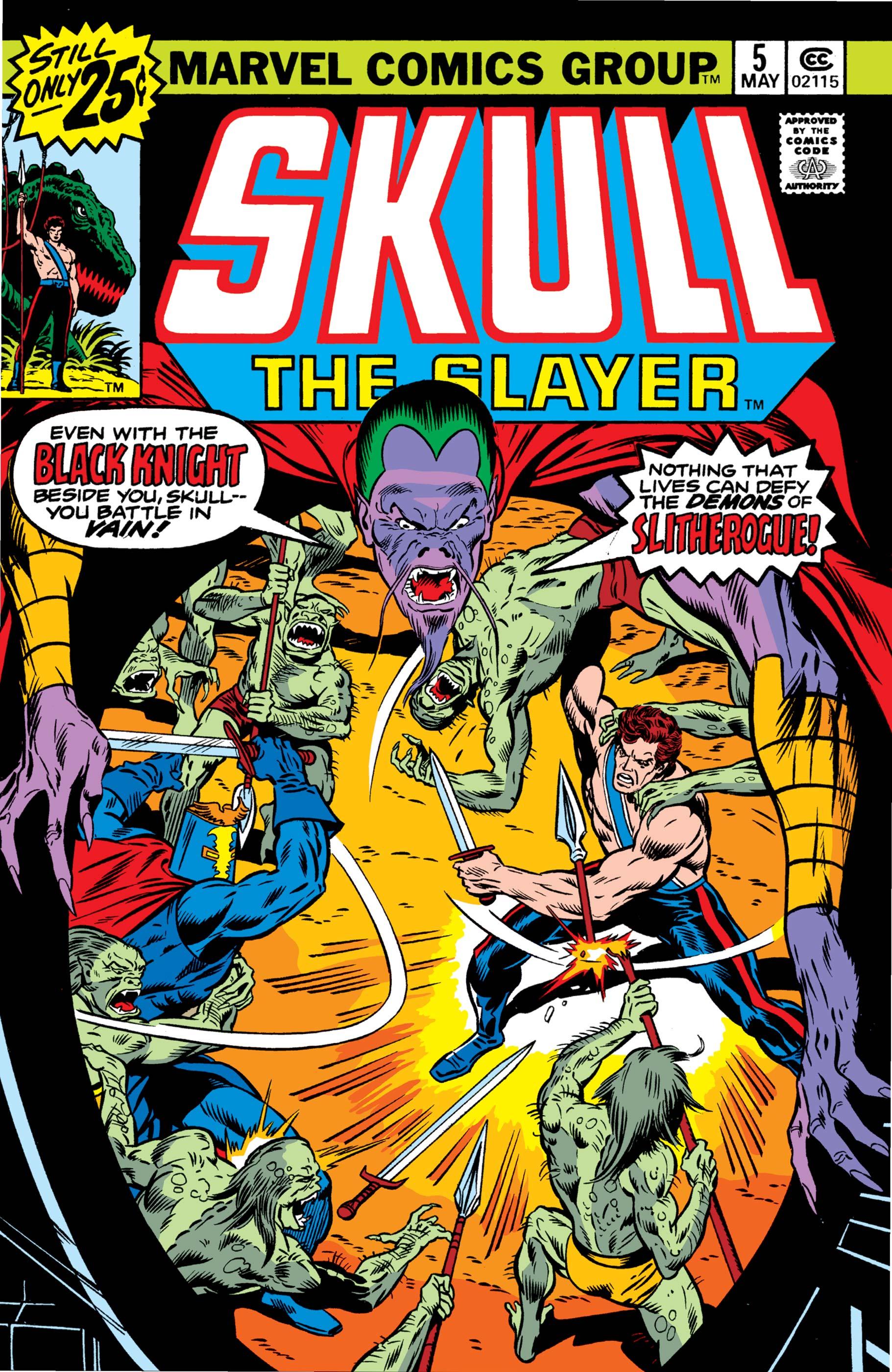 Skull the Slayer (1975) #5