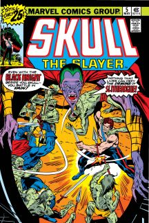 Skull the Slayer #5