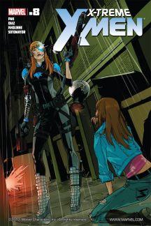 X-Treme X-Men (2012) #8