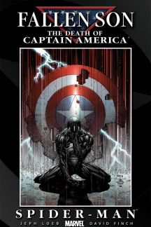 Civil War: Fallen Son - The Death of Captain America #4