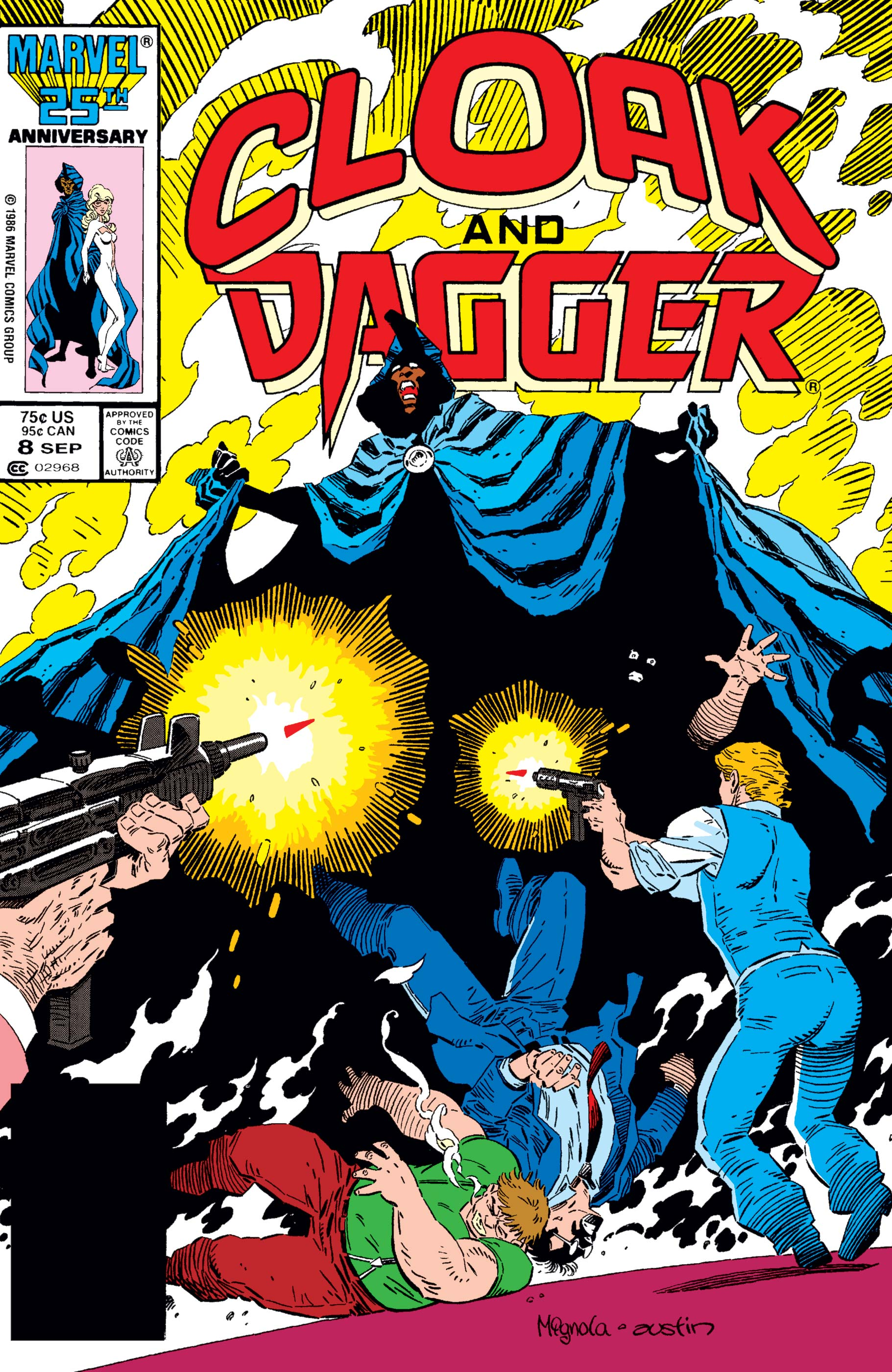 Cloak and Dagger (1985) #8
