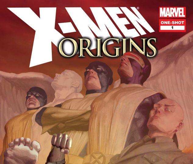 X-MEN ORIGINS: BEAST (2008) #1