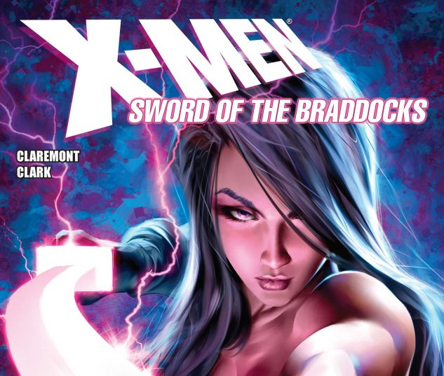 X-Men: Sword of the Braddocks (2009) #1