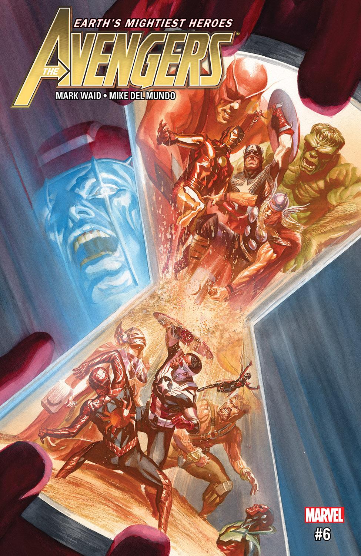 Avengers (2016) #6