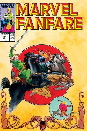 Marvel Fanfare #34