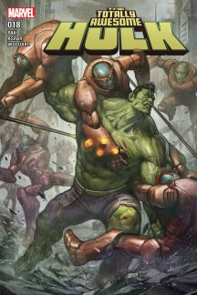 The Totally Awesome Hulk (2015) #18