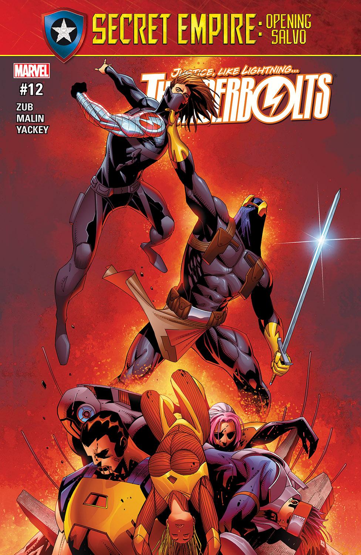 Thunderbolts (2016) #12