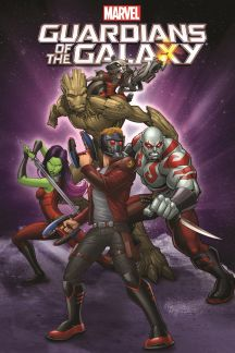 Marvel Universe Guardians of the Galaxy Vol. 5 (Digest)