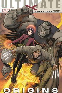 Ultimate Comics X: Origins (Hardcover)