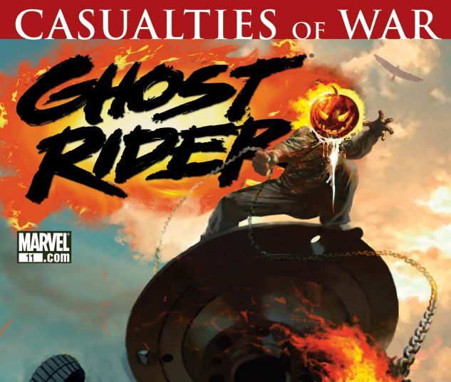 Ghost Rider (2006) #11