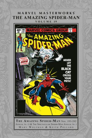 MARVEL MASTERWORKS: THE AMAZING SPIDER-MAN VOL. 19 HC (Hardcover)