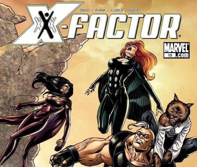 X-FACTOR (2005) #19