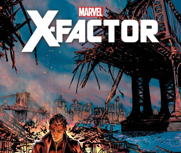 X-Factor (2005) #254