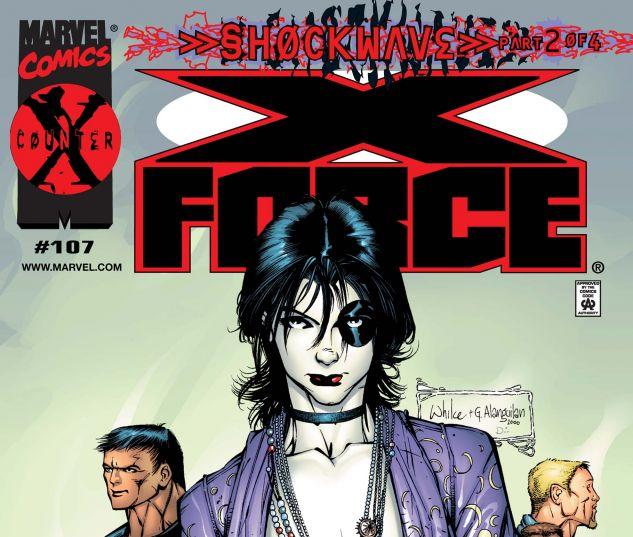 X-FORCE (1991) #107